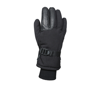 Black Cold Weather All Purpose Duty Gloves 5469 Rothco