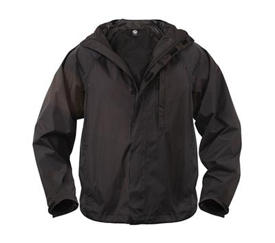 Rothco Packable Rain Jacket 3754