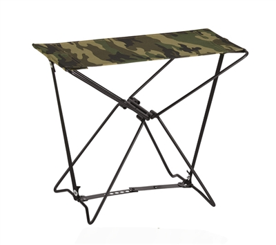 Rothco Woodland Camo Folding Stool 4575
